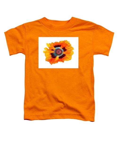 Poppy Pleasing Toddler T-Shirt