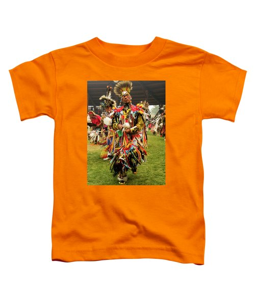 Pow Wow Celebration No 14 Toddler T-Shirt