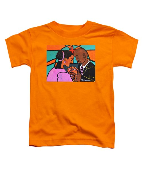 Power Of Prayer Toddler T-Shirt