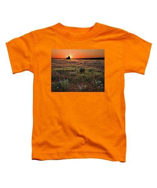 Prairie Sunset Toddler T-Shirt