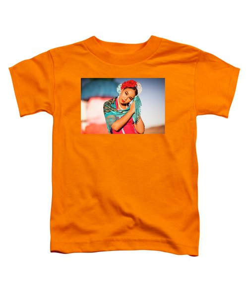 Praying Cathy Toddler T-Shirt