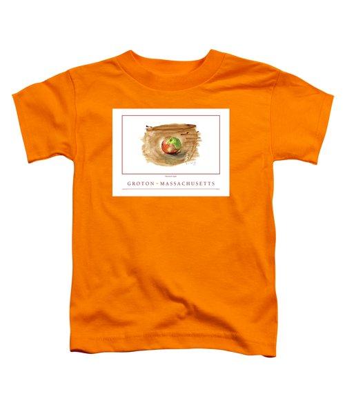 Groton, Massachusetts Toddler T-Shirt