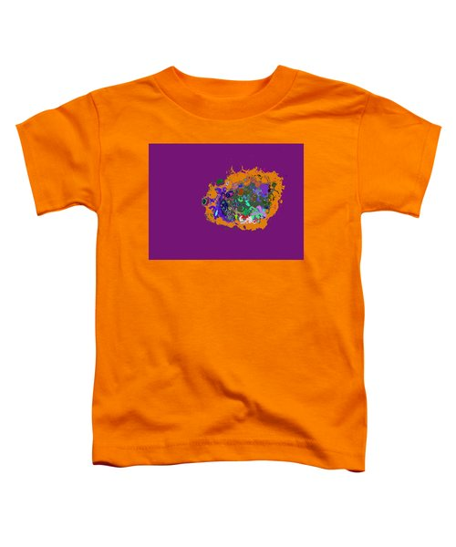 Puff Of Color Toddler T-Shirt