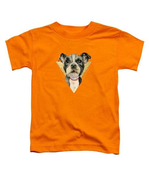 Puppy Eyes 3 Toddler T-Shirt