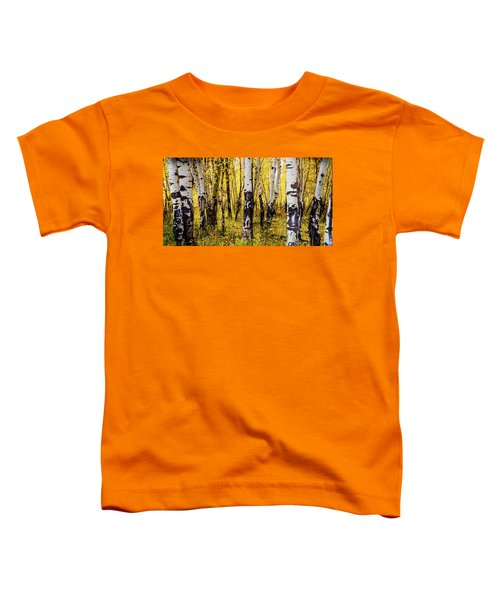 Quakies In Autumn Toddler T-Shirt
