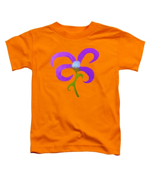 Quirky 3 Toddler T-Shirt