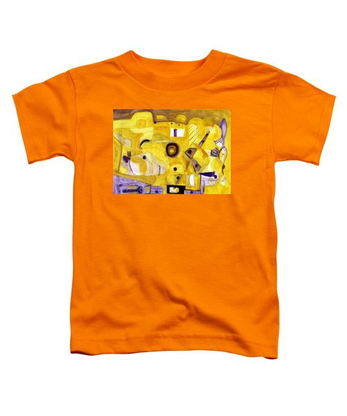 Random Landscape Toddler T-Shirt