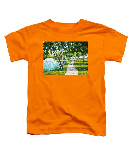Rcc Golf Course Toddler T-Shirt