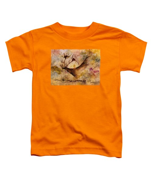 Red Deer Toddler T-Shirt