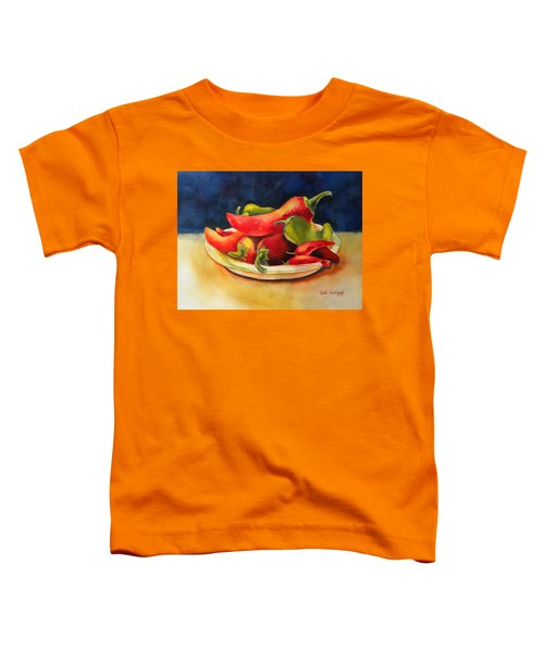 Red Hot Chile Peppers Toddler T-Shirt