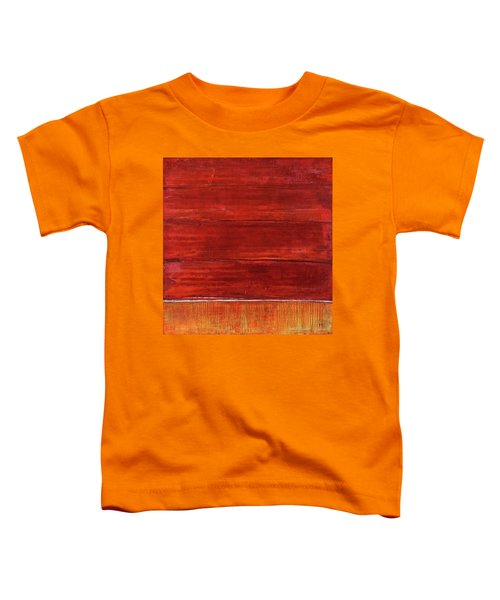 Art Print Abstract 50 Toddler T-Shirt