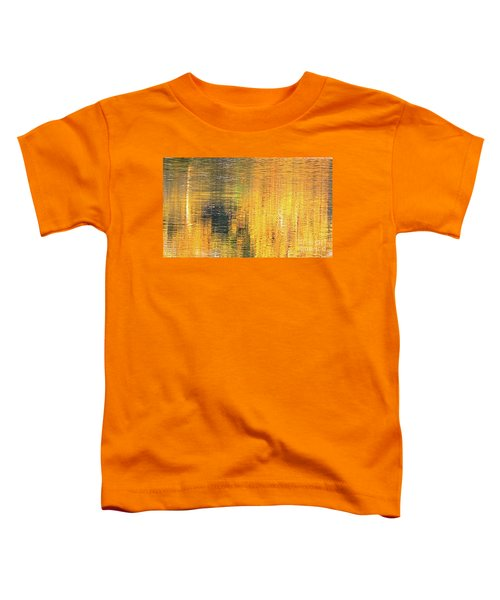 Reflections Of A Sunrise Toddler T-Shirt