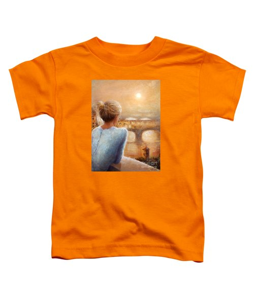 Reflections Of Florence Toddler T-Shirt