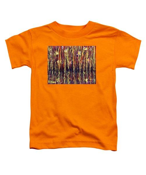 Reflections Of Mt. Dora Florida  Toddler T-Shirt