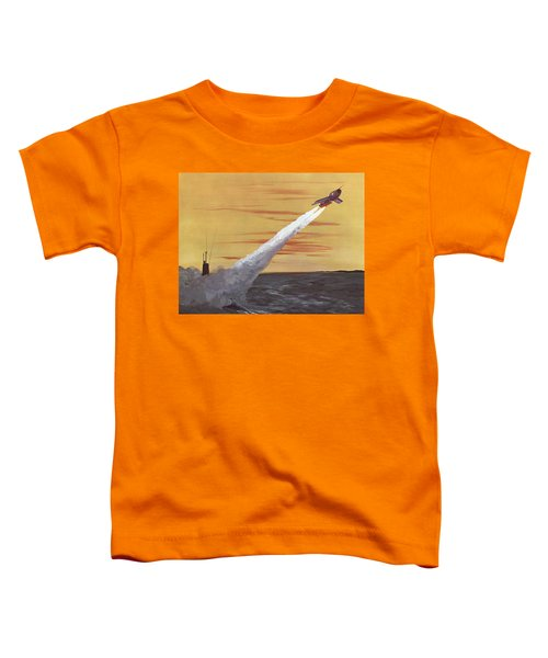Regulus I Surface To Air Missile Toddler T-Shirt