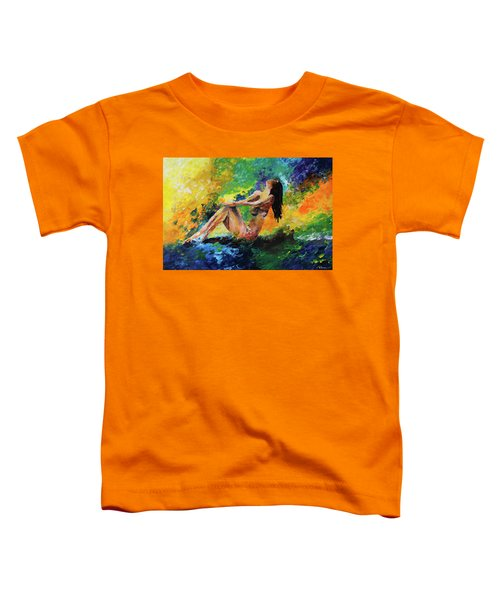 Relaxation Toddler T-Shirt