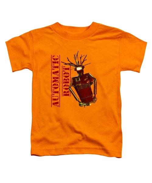 Reto Automatic Toddler T-Shirt