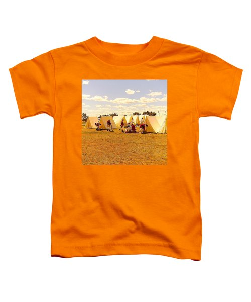 A Revolutionary Day  Toddler T-Shirt