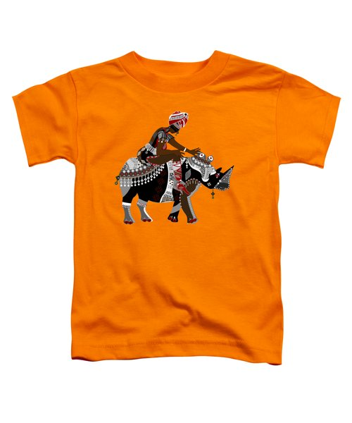 Rhinoceros Toddler T-Shirt