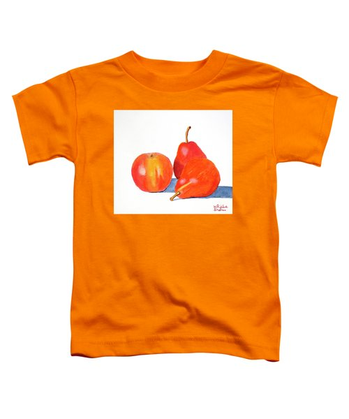 Ripe And Ready To Eat Toddler T-Shirt