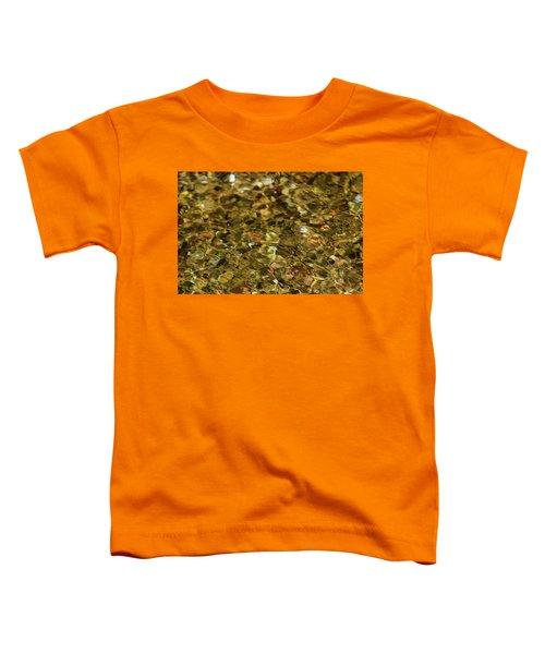River Pebbles Toddler T-Shirt