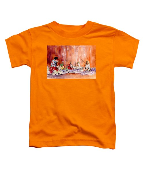 Robert Plant And Jimmy Page In Morocco Toddler T-Shirt