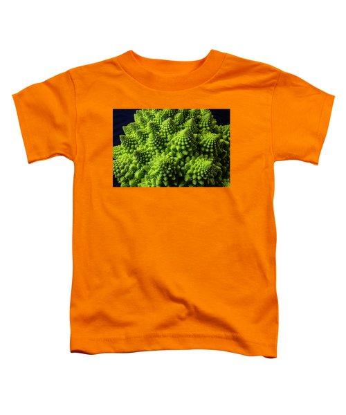 Romanesco Broccoli Toddler T-Shirt