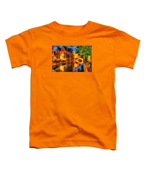 Romantique Toddler T-Shirt