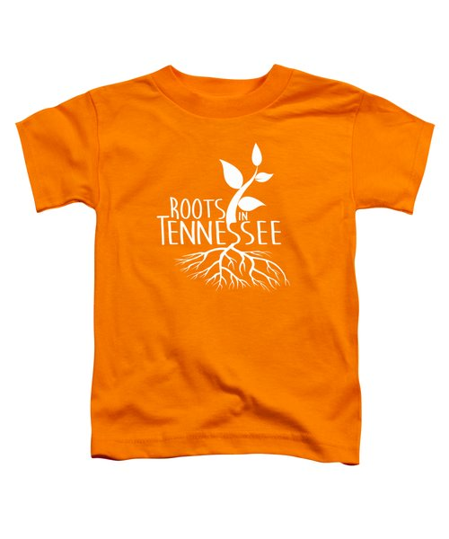 Roots In Tennessee Seedlin Toddler T-Shirt