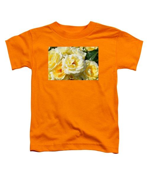 Rose Bush Toddler T-Shirt