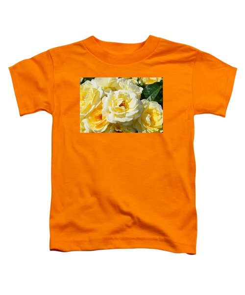 Rose Bush Toddler T-Shirt