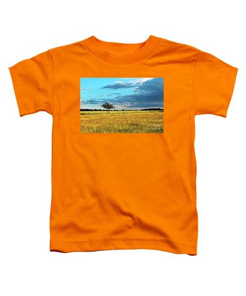Rural Idyll Poetry Toddler T-Shirt