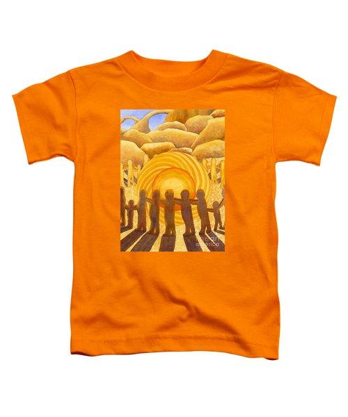 Sacral Chakra Toddler T-Shirt