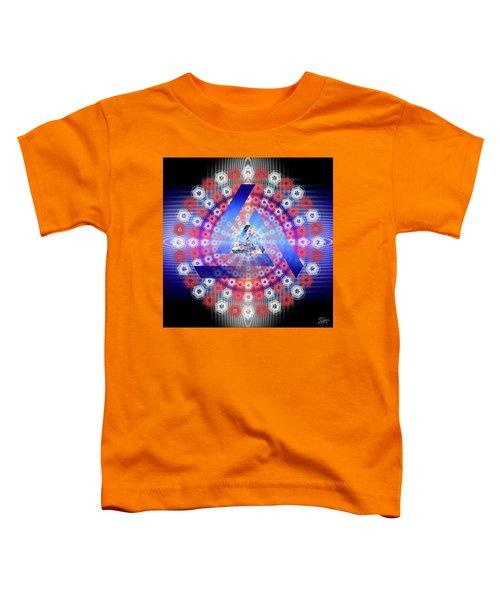 Sacred Geometry 646 Toddler T-Shirt