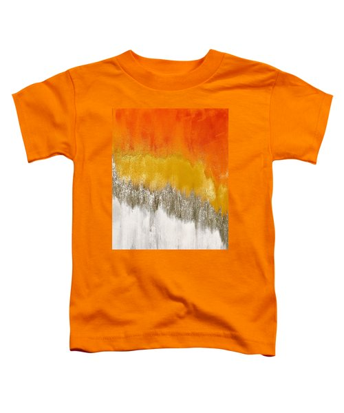Saffron Sunrise Toddler T-Shirt