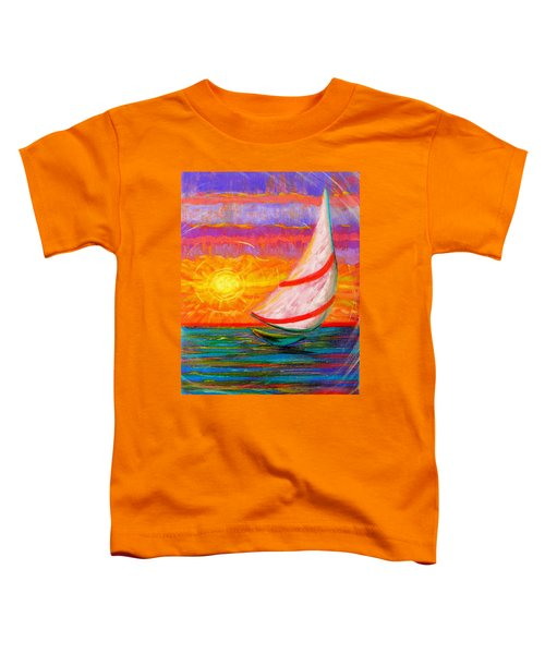Sailaway Toddler T-Shirt