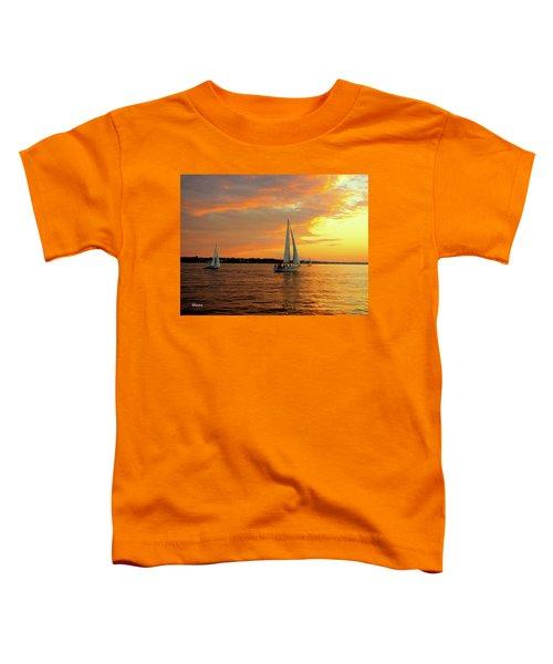 Sailboat Parade Toddler T-Shirt