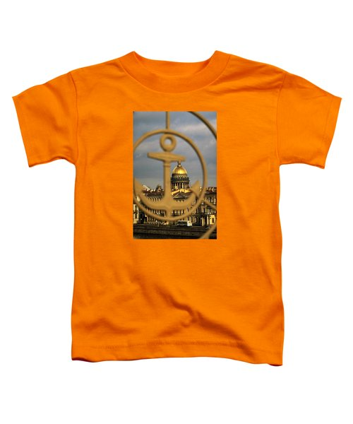 Toddler T-Shirt featuring the photograph Saint Petersburg by Travel Pics