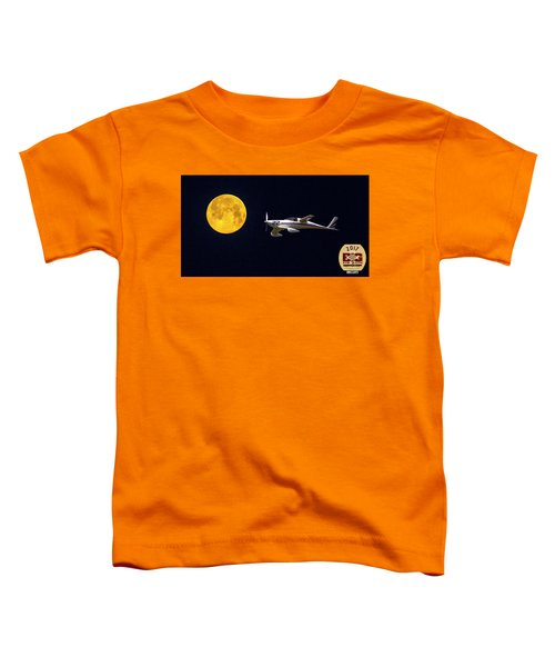 Sam And The Moon Toddler T-Shirt