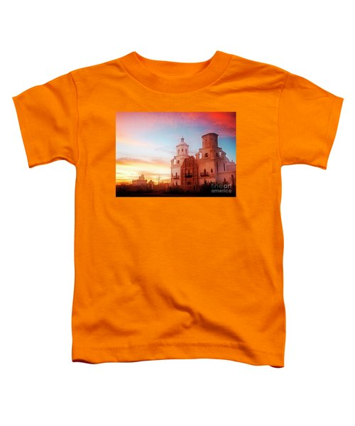 San Xavier Del Bac Toddler T-Shirt