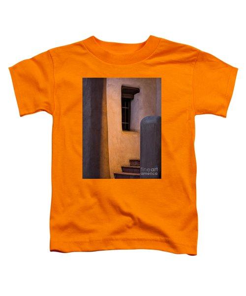 Santa Fe Steps Toddler T-Shirt