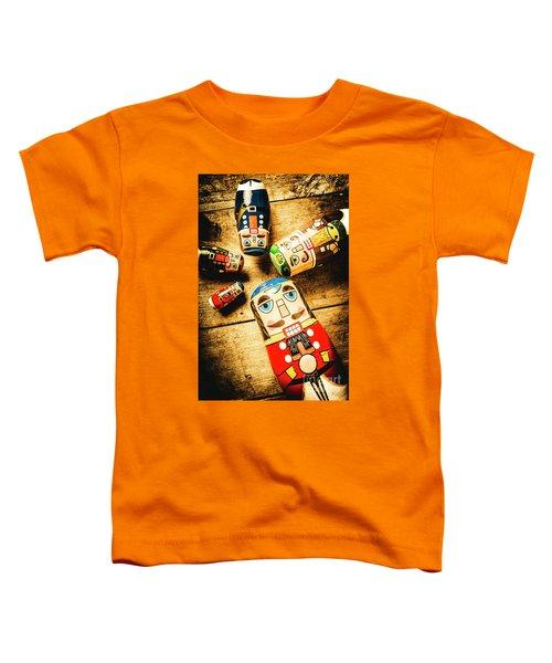 Scaling Up Ideas Toddler T-Shirt