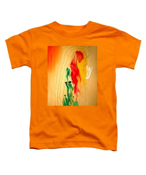 Scent Of An Orchid Toddler T-Shirt