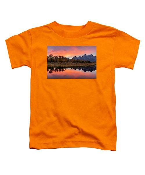Schwabacher Sunset 2 Toddler T-Shirt