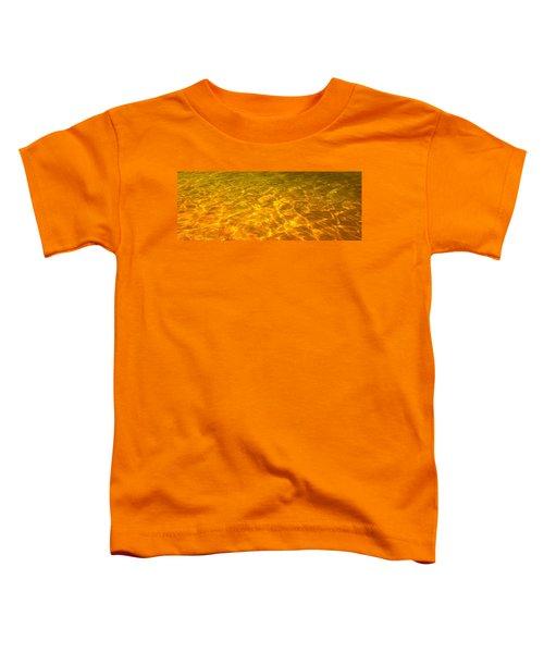 Sea Of Gold Toddler T-Shirt