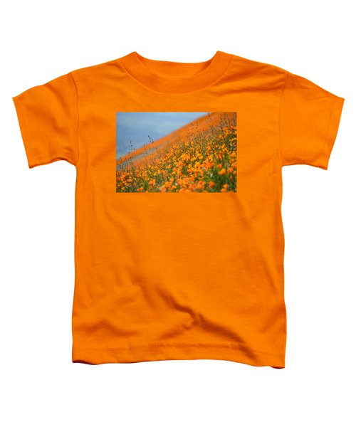 Sea Of Poppies Toddler T-Shirt