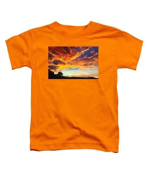 Sedona Toddler T-Shirt