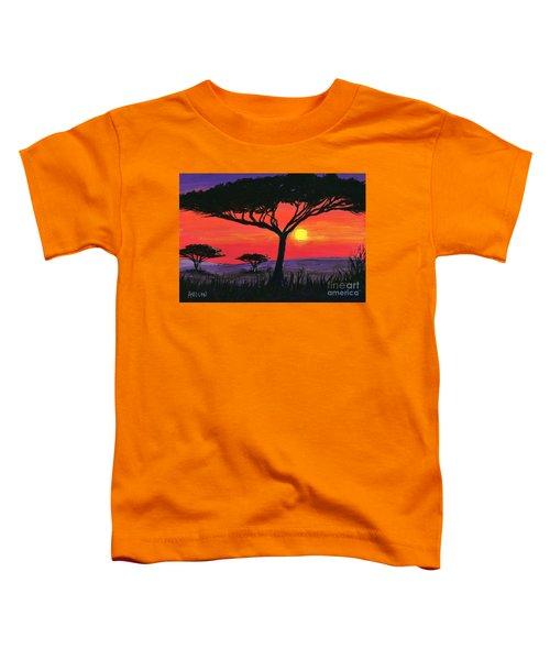 Kalahari  Toddler T-Shirt