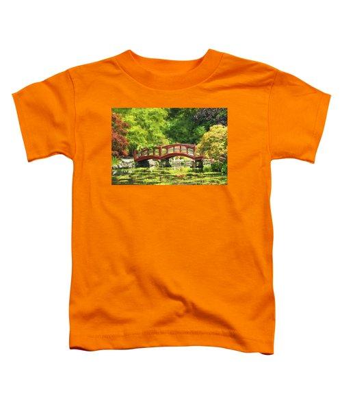 Serenity Bridge II Toddler T-Shirt