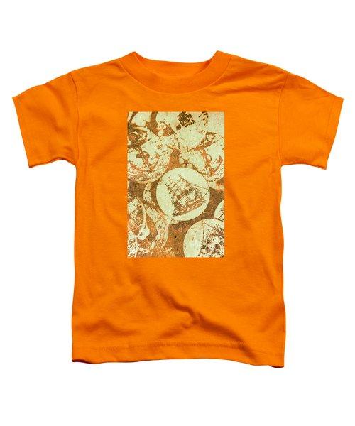 Sewing Sails Toddler T-Shirt